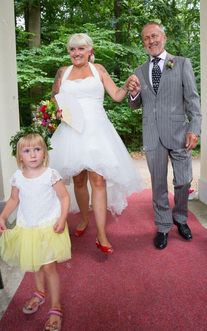 Unsere Hochzeit Teil 4: Die Trauung