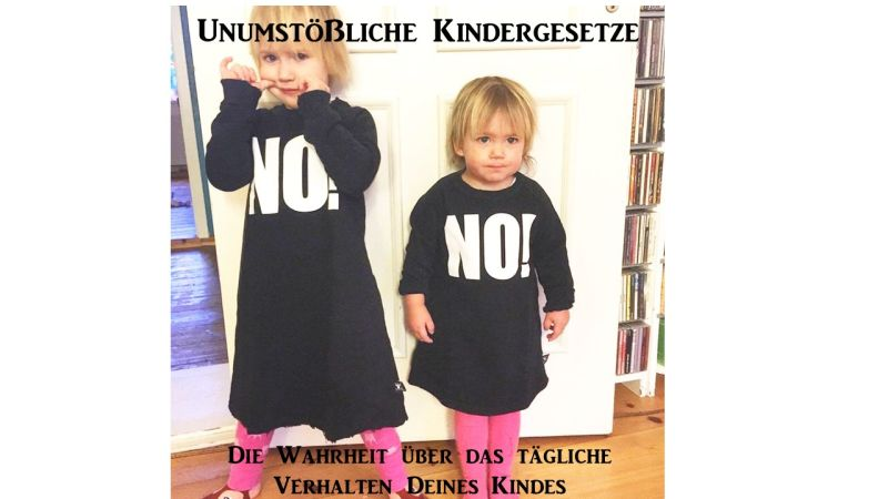 Familienrecht: 20 Kindergesetze, die in jeder Familie unumstößlich sind