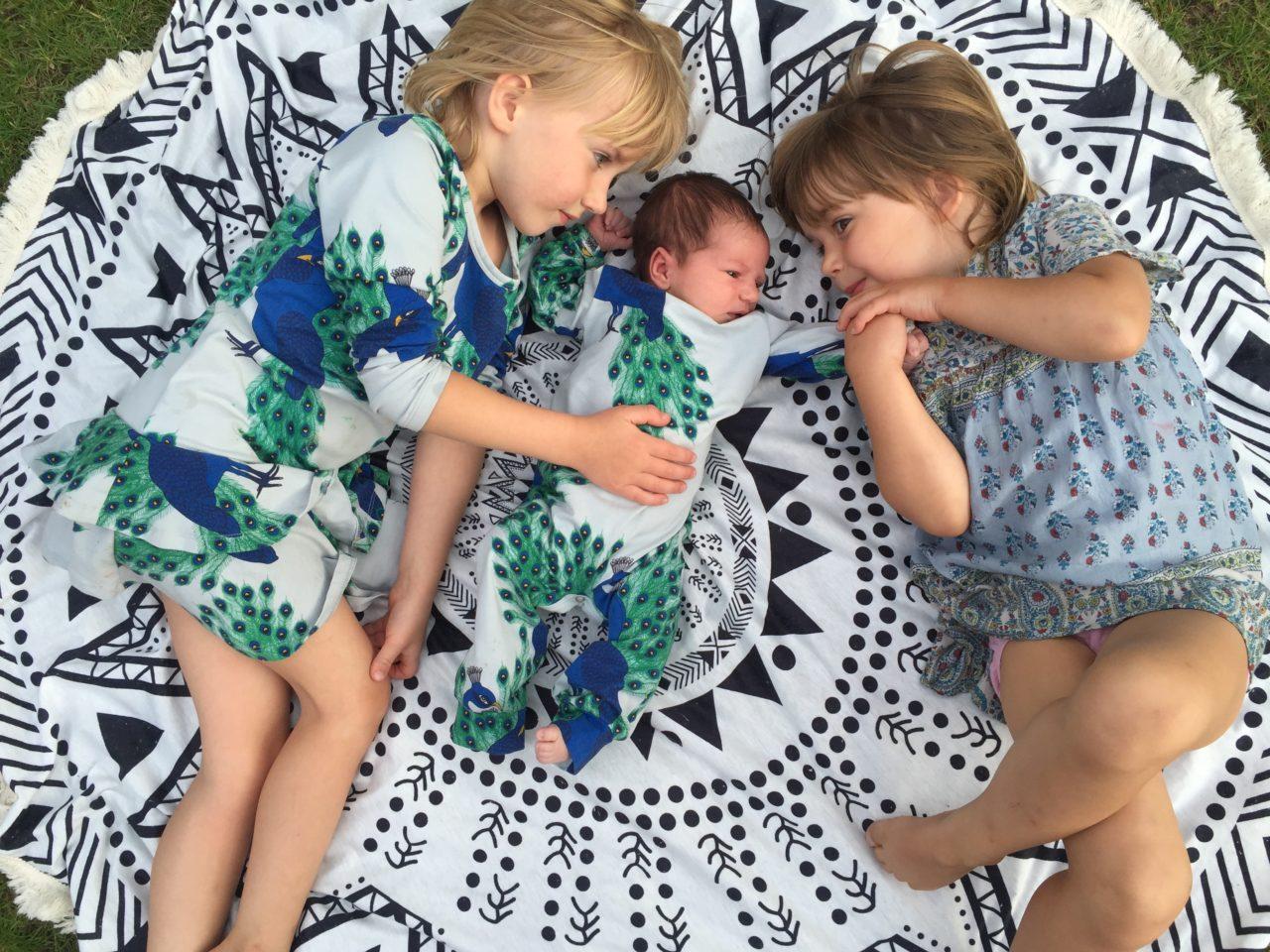 Das Baby ist da – Wie werde ich den Geschwistern gerecht?