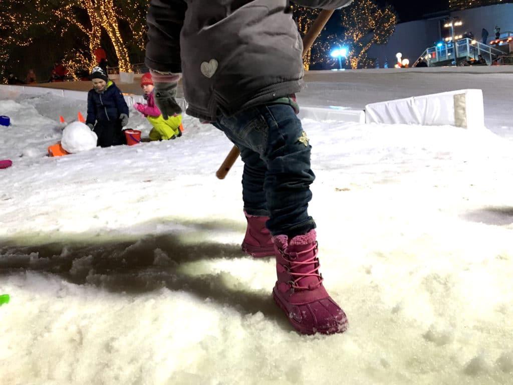 Crocs Schnee Kids Boot www.mesupermom.de
