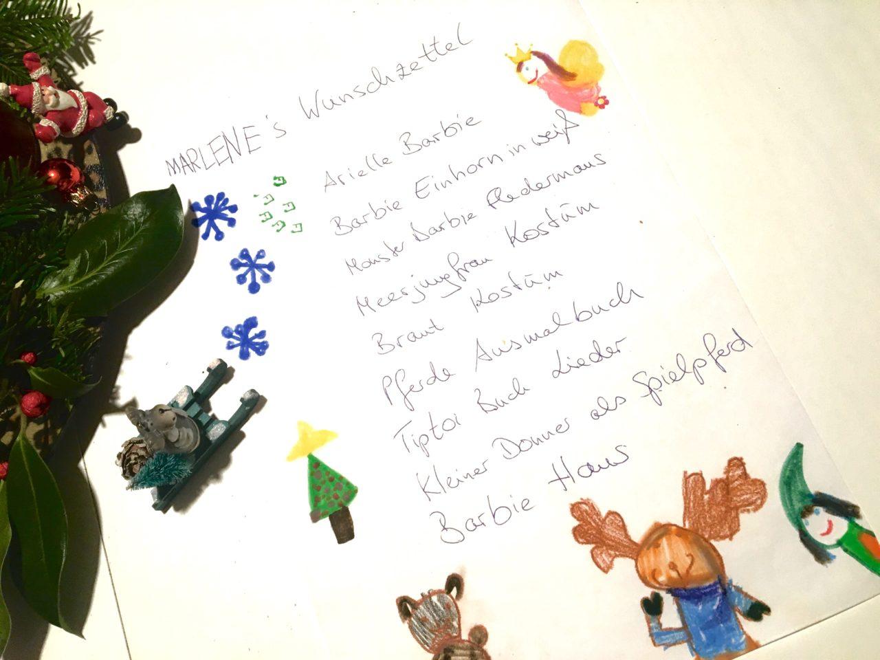 Die Weihnachtsgeschenke der Kinder - Super Mom Blog | Mama Blog von ...