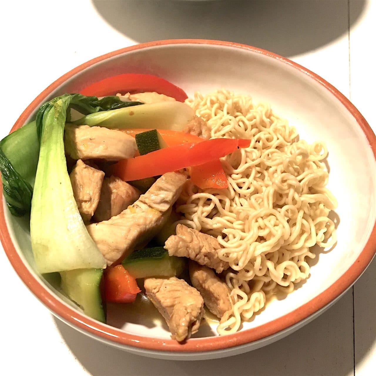 Familienküche Asia Style