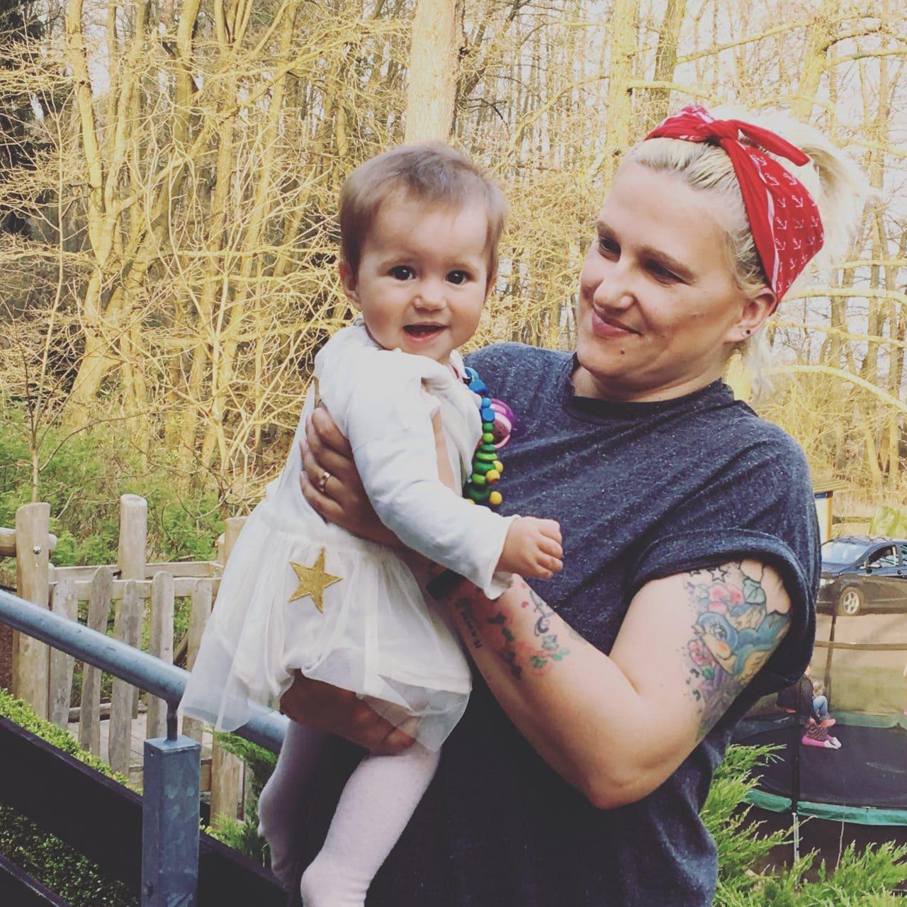 Von Fremdbestimmung: Das erste Jahr mit Baby
