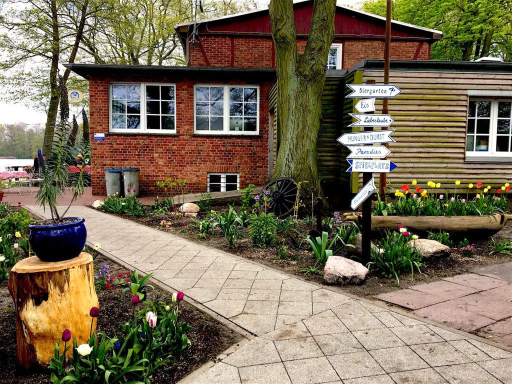 Eingang Insl Kyritz www.mesupermom.de