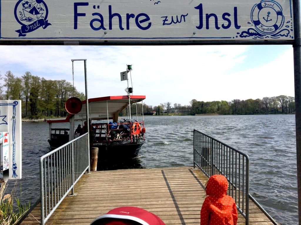 Fahre zur Insl Kyritz www.mesupermom.de