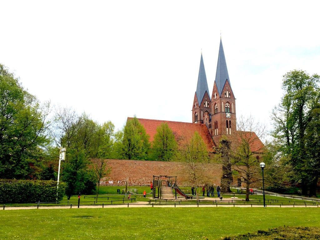 Klosterkirche Neuruppin www.mesupermom.de