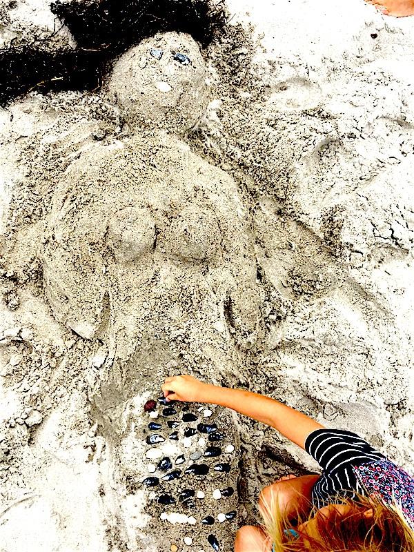Mamablog-Supermom-Ostsee-Strandkunst