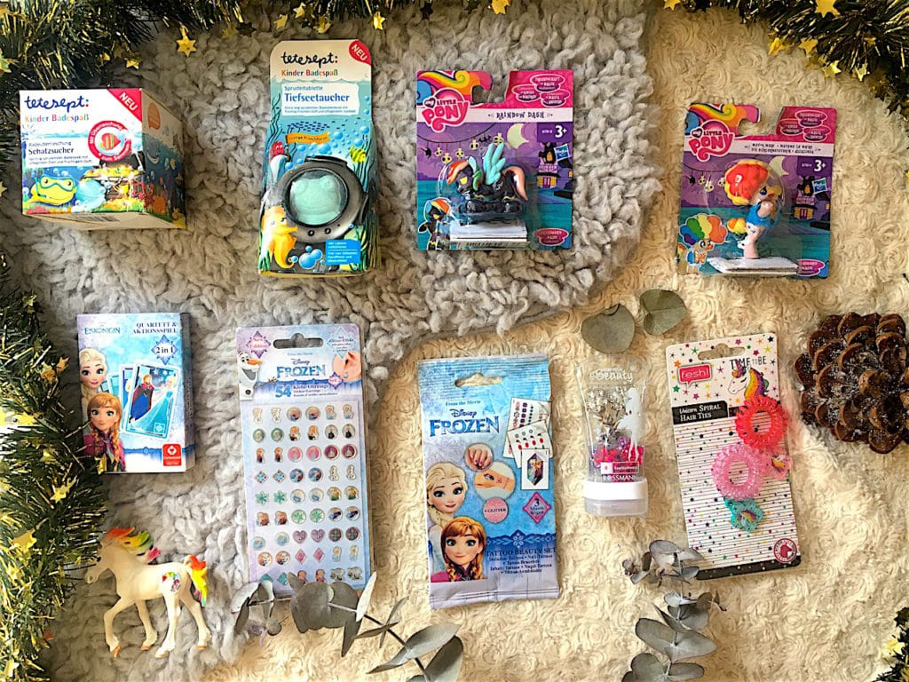 Adventskalender selbst befuellen Spielzeug Mamablog Supermom