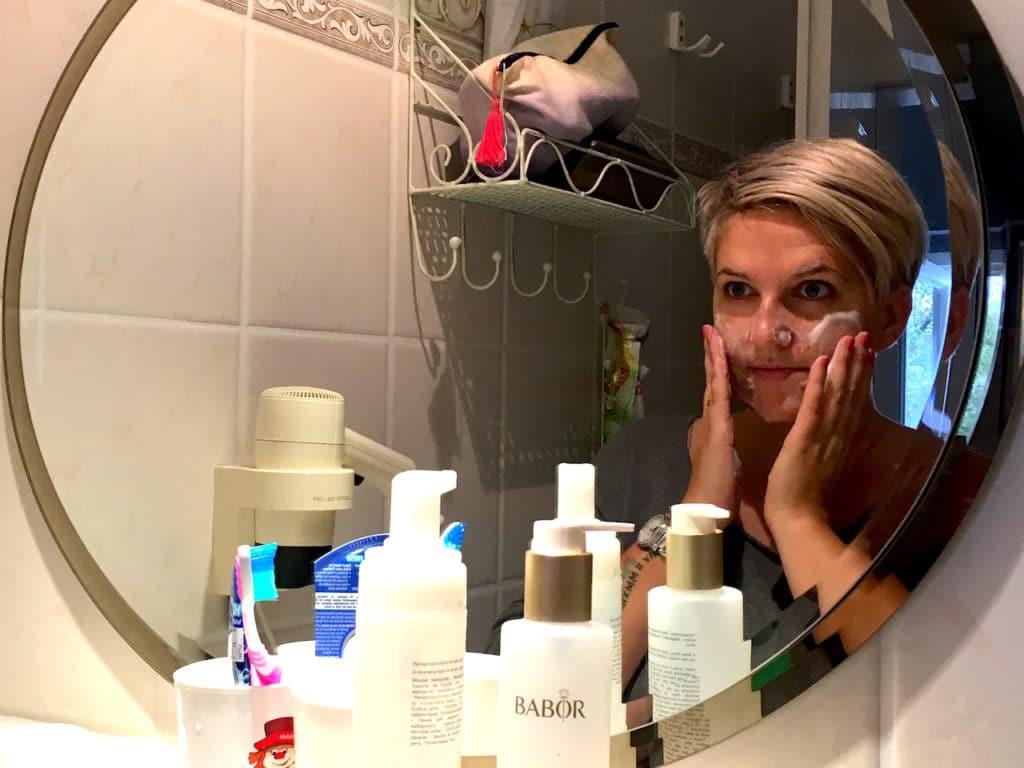 Mamablog-Supermom-Hautreinigung