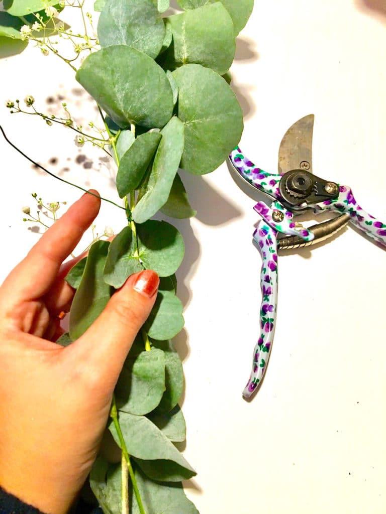 Mamablog-DIY-Eukalytus-Kranz-binden