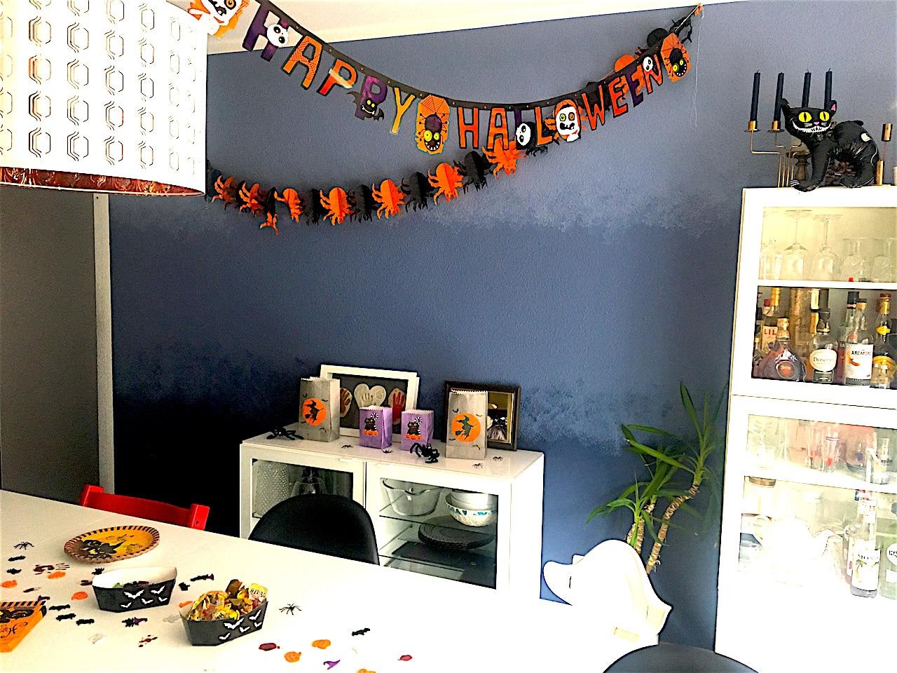 Halloween Tipps Fur Deko Und Ein Schnell Zubereitetes Grusel Buffet