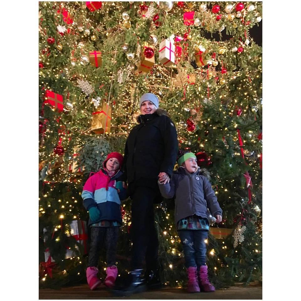 Winterwelt Wolfsburg Weihnachtsmarkt Weihnachtsbaum