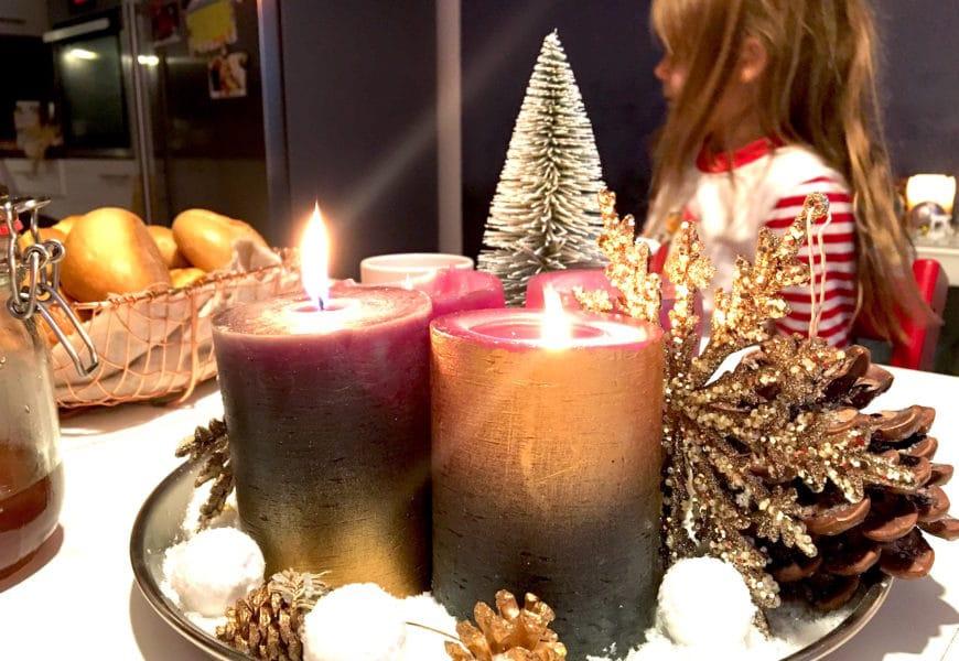 Advent Advent die Bude brennt