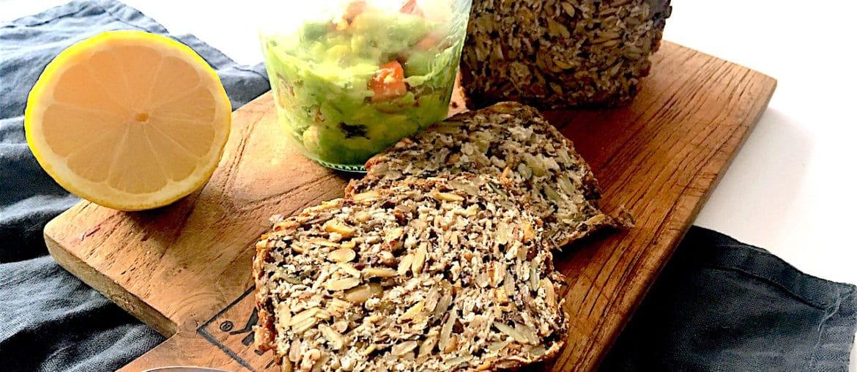 Whole Pure Brot vegetarischer Aufstrich 2