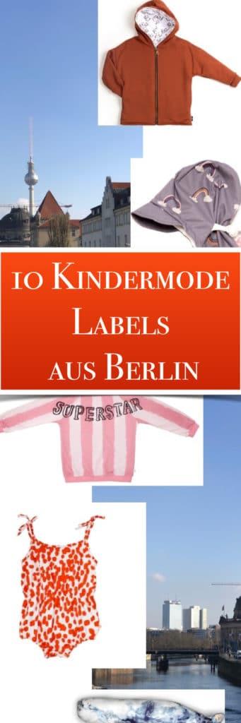 Kindermode aus Berlin
