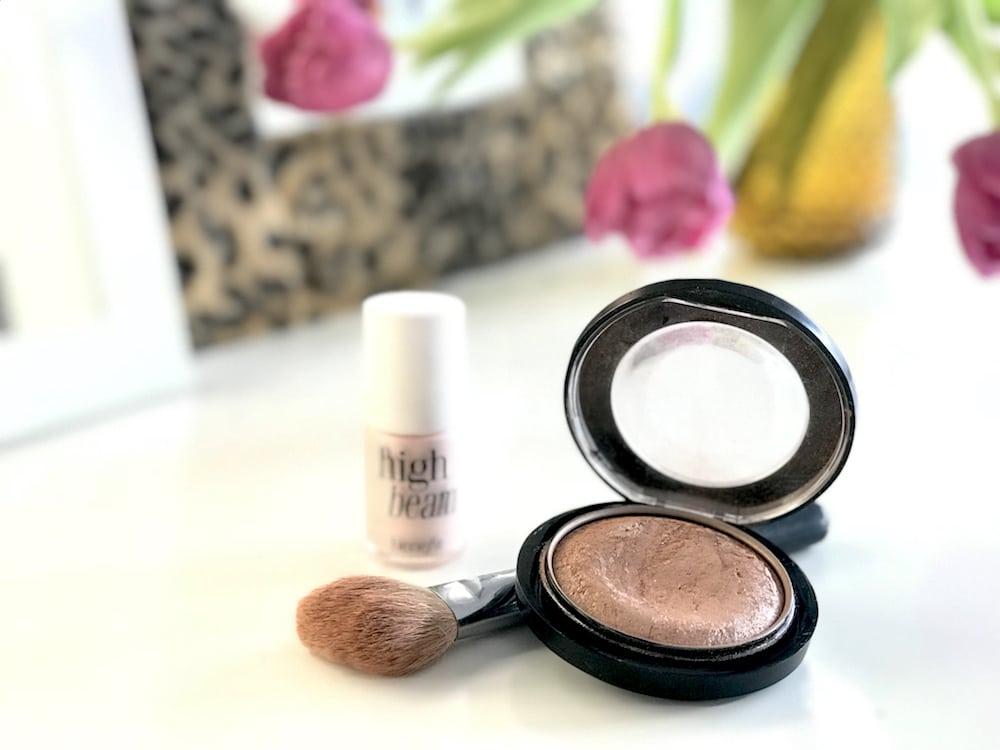 Make-Up-Konturieren-Highlighter
