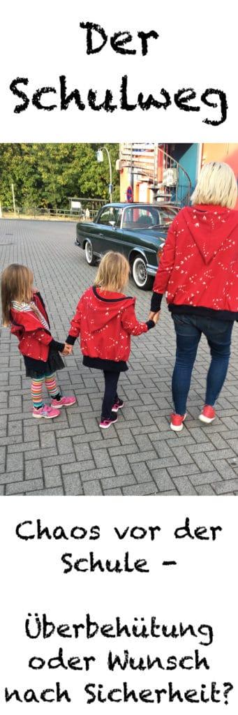 Schulweg-Chaos-Mamablog