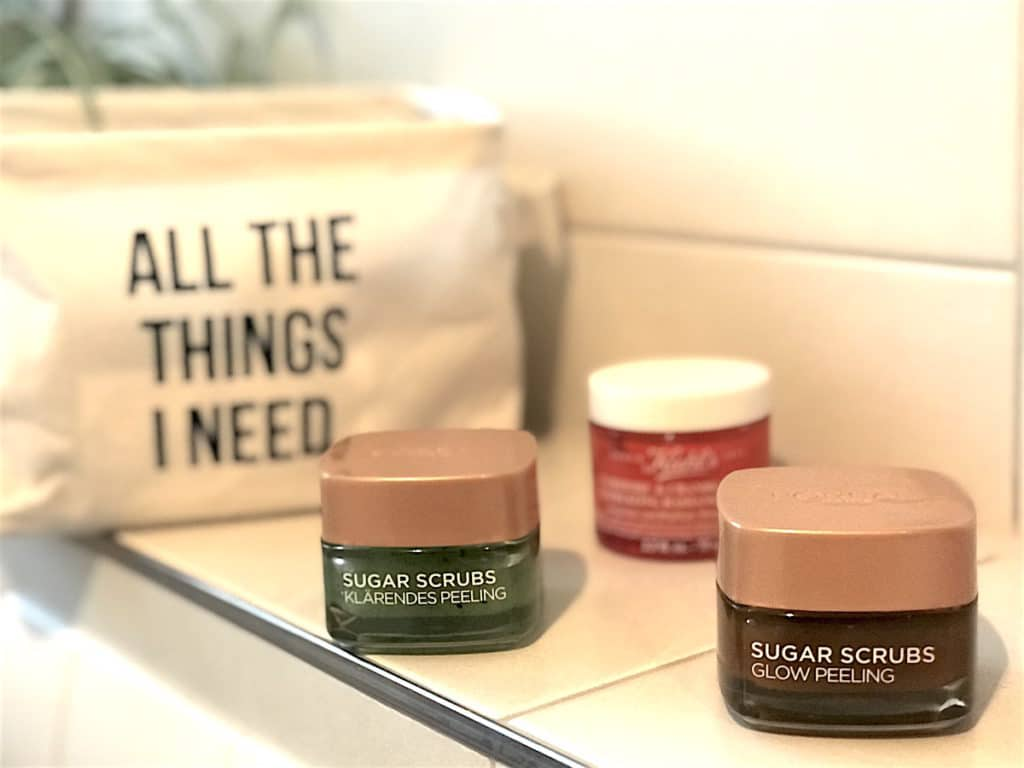 Beauty-Peeling-Maske-Hautpflege-Test