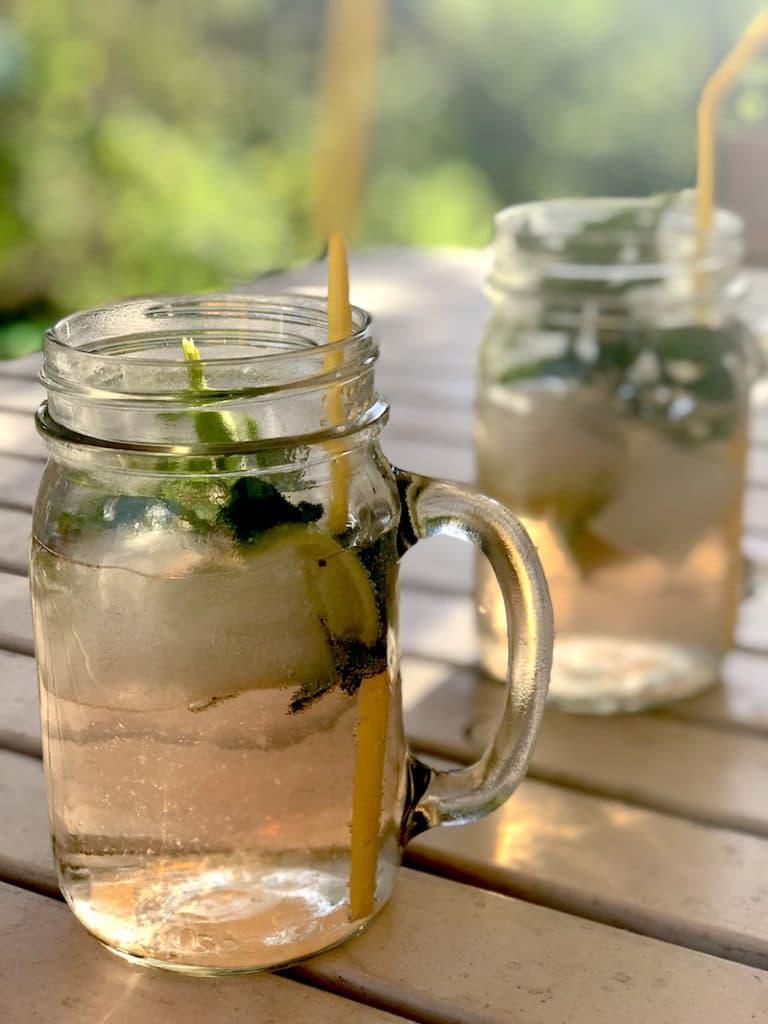 Grillparty-Rezept-Sommer Cocktail