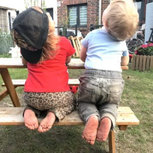 Kindheitserinnerungen schaffen und bewahren