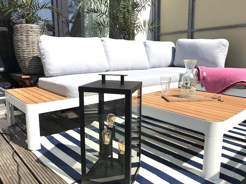 terrassengestaltung ideen f r einen sch nen sommer auf dem balkon oder der terrasse mit tchibo. Black Bedroom Furniture Sets. Home Design Ideas