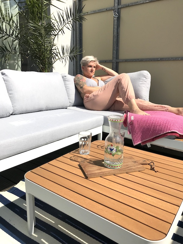 Terrassengestaltung: Ideen für einen schönen Sommer auf dem Balkon ...