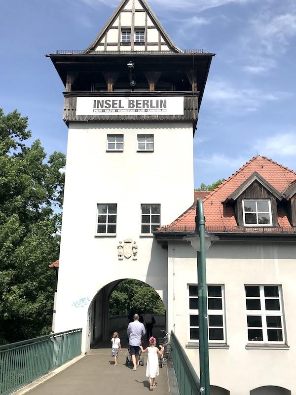 Berlin mit Kindern Insel der Jugend