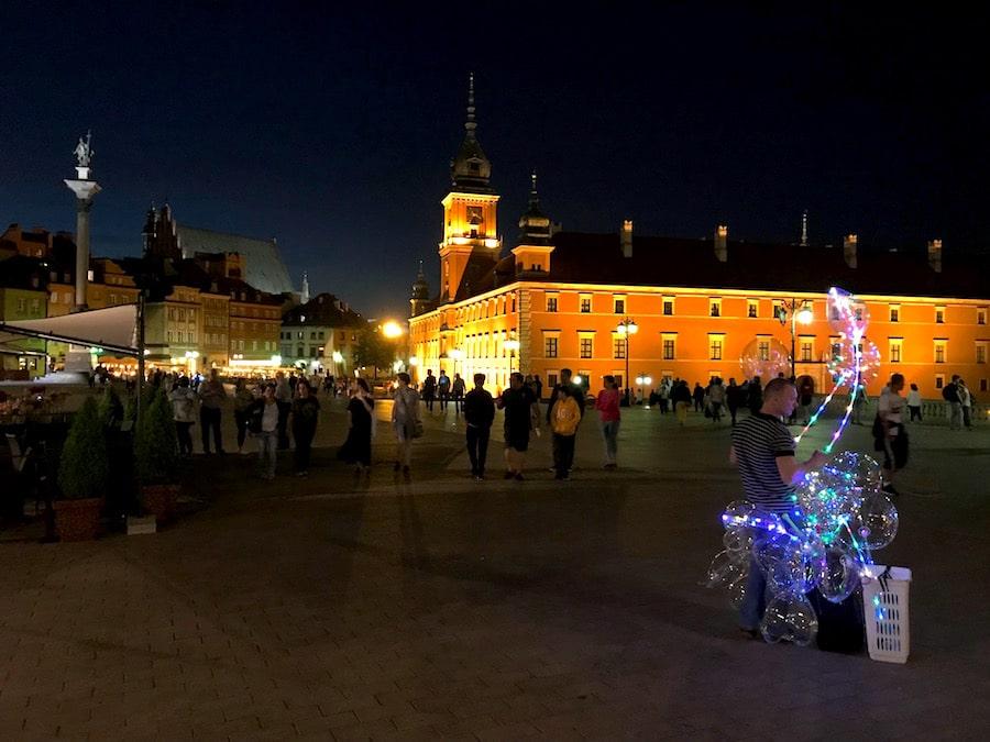 Mamablog-Warschau-Abendlicht