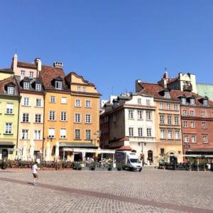 Warschau: Die Geschichte Polens in einer Stadt bewundern