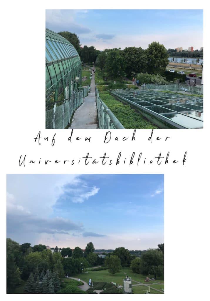 Warschau-Universitaetsbibliothek-botanischer garten-Reise-Supermom