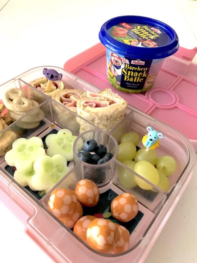 Lunchbox-Brotdose-Baerchen