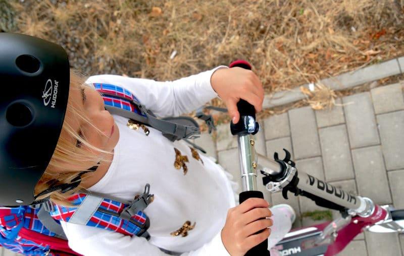 Mamablog-Test-Hudora-Supermom-Scooter