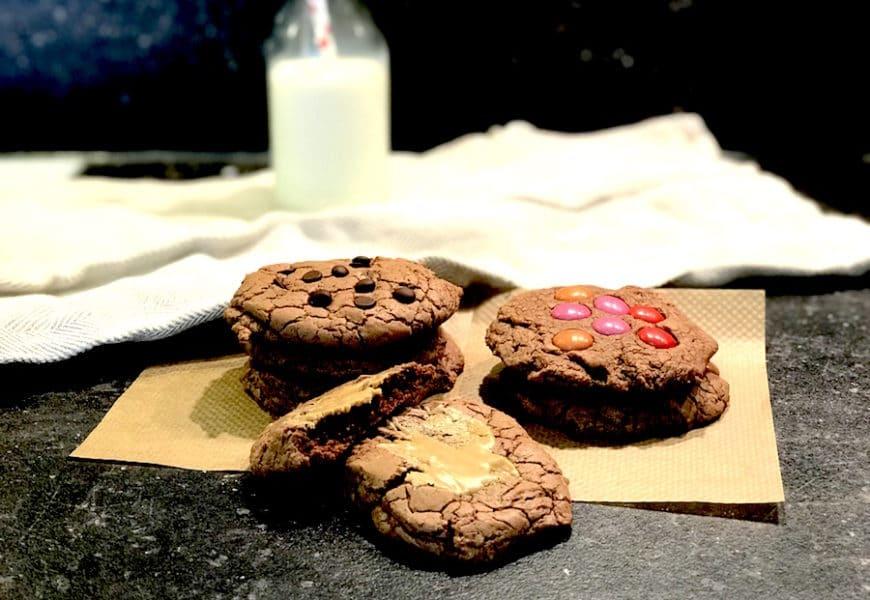Weiche Schoko Cookies – Ein Fest für die Seele