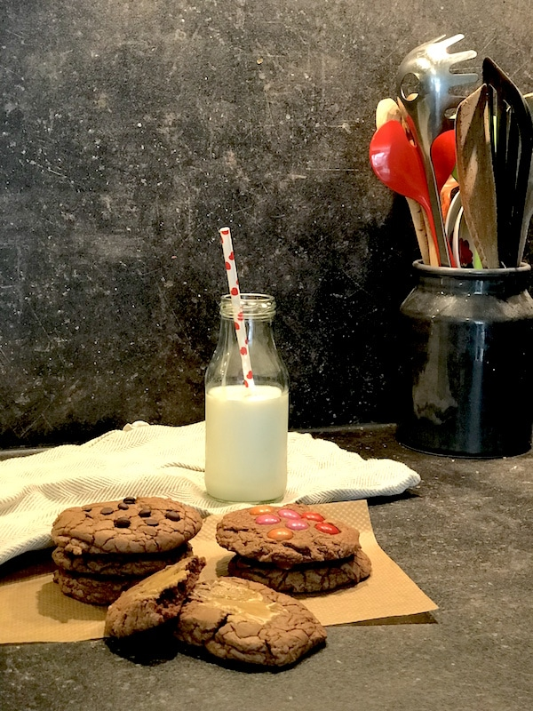 Schokocookies-Rezept-amerikanisch-Mamablog-Supermom