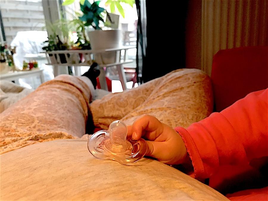 Von der Wahl von Body und Hose hängt es maßgeblich ab, ob dein Baby sich frei und bequem bewegen.