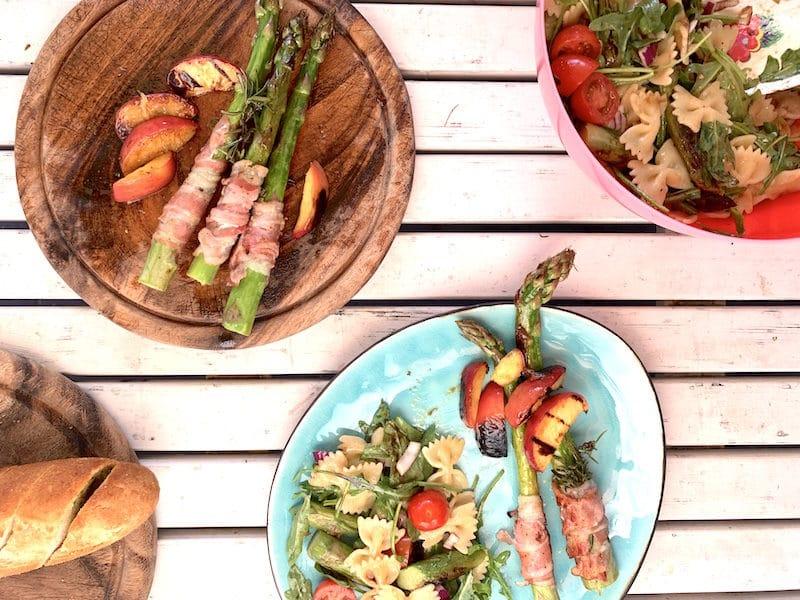 Grillparty: Ideen mit Grünem Spargel für ein köstliches Grill Buffet