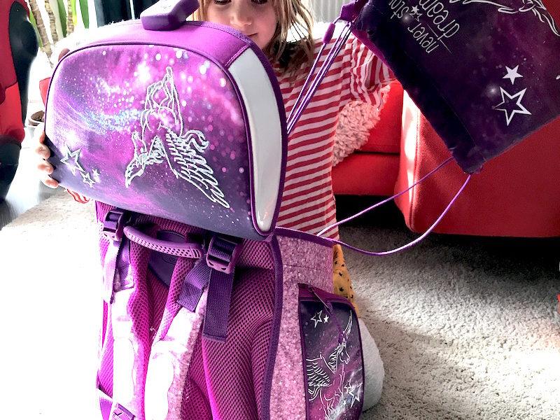Ab in die Schule – Mit dem Schulranzen von Scooli