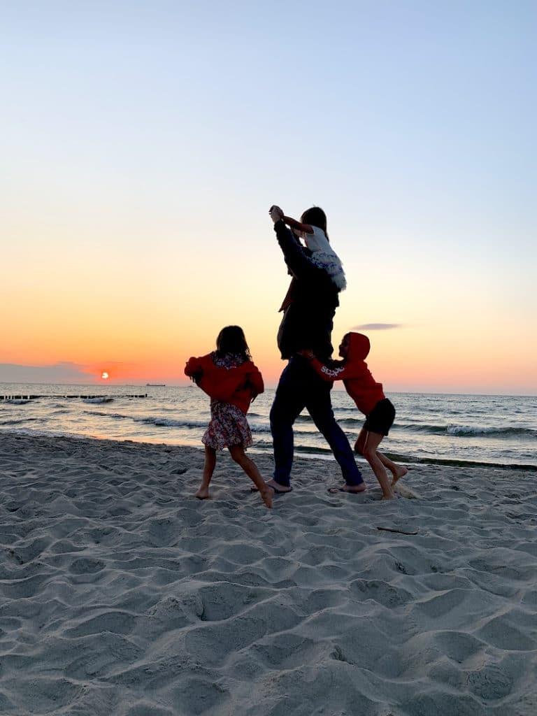 Supermom_Mamablog_Warnemuende_Sonnenuntergang