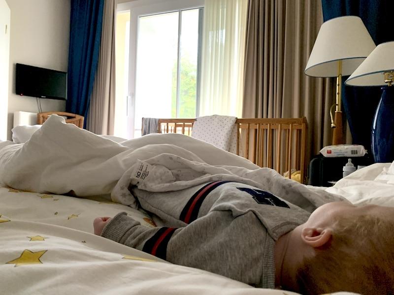 Supermom_Mamablog_Usedom_Hotel Zimmer