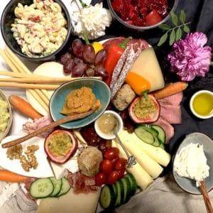 Das perfekte Brett: Ein Abendbrot nach unserem Geschmack