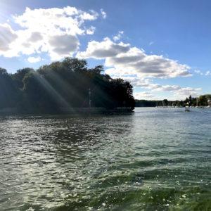 Berlin mit Kindern: Ein Besuch am Müggelsee in Köpenick