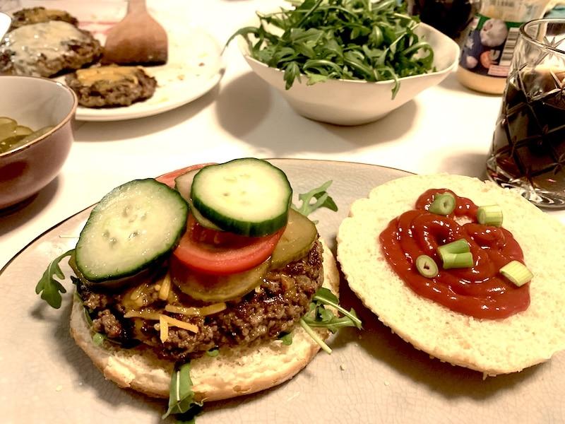 Supermom_Mamablog_Burger selbst gemacht