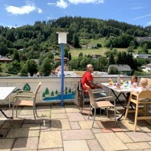 Unser Wochenende in Bildern: Urlaub im Familotel Krug
