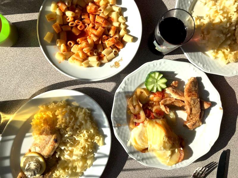 Supermom_Mamablog_Familotel Krug_Abendessen