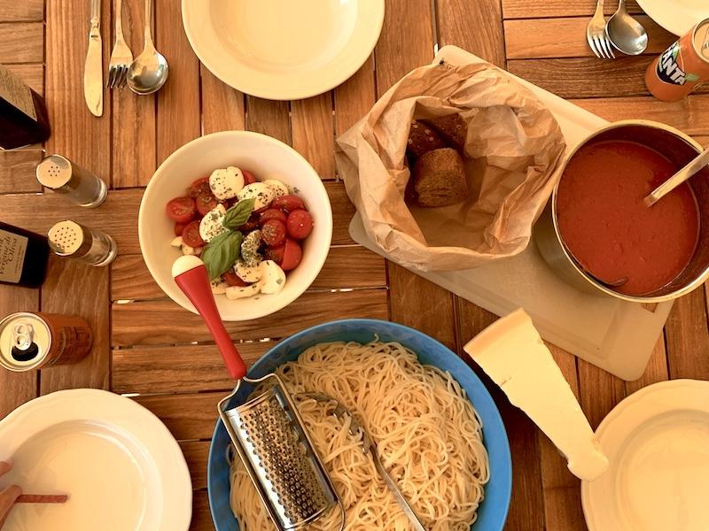 Supermom_Mamablog_Spaghetti Pomodoro
