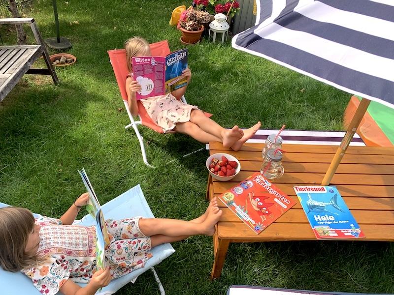 Sailer Verlag: So macht Lesen Spaß