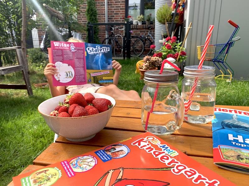 Supermom_Mamablog_Sailer Verlag_Kinderzeitschrift_Stafette