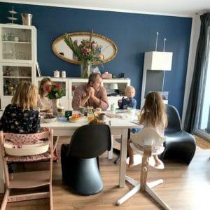 Unser Wochenende in Bildern: Familienzeit