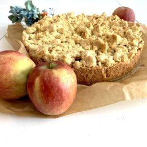 Kuchenglück: Streuselliebe und der perfekte Apfelkuchen