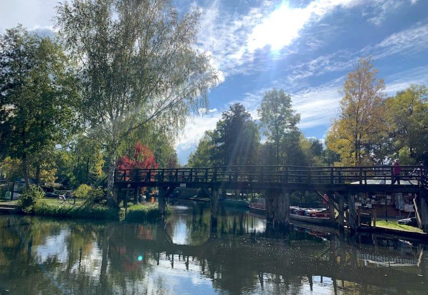 Unser Wochenende in Bildern: Ausflug in den Spreewald